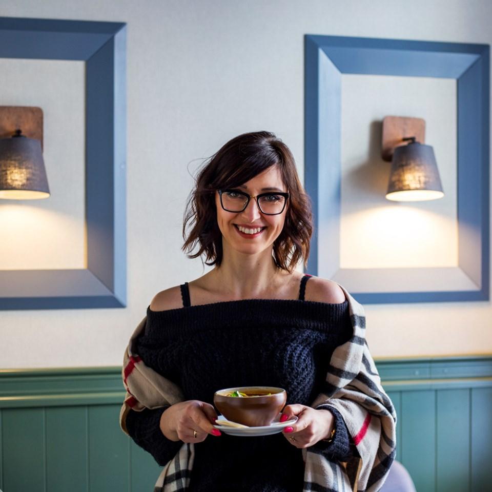 Ania Orzech | Restaurant Keys Testimonial