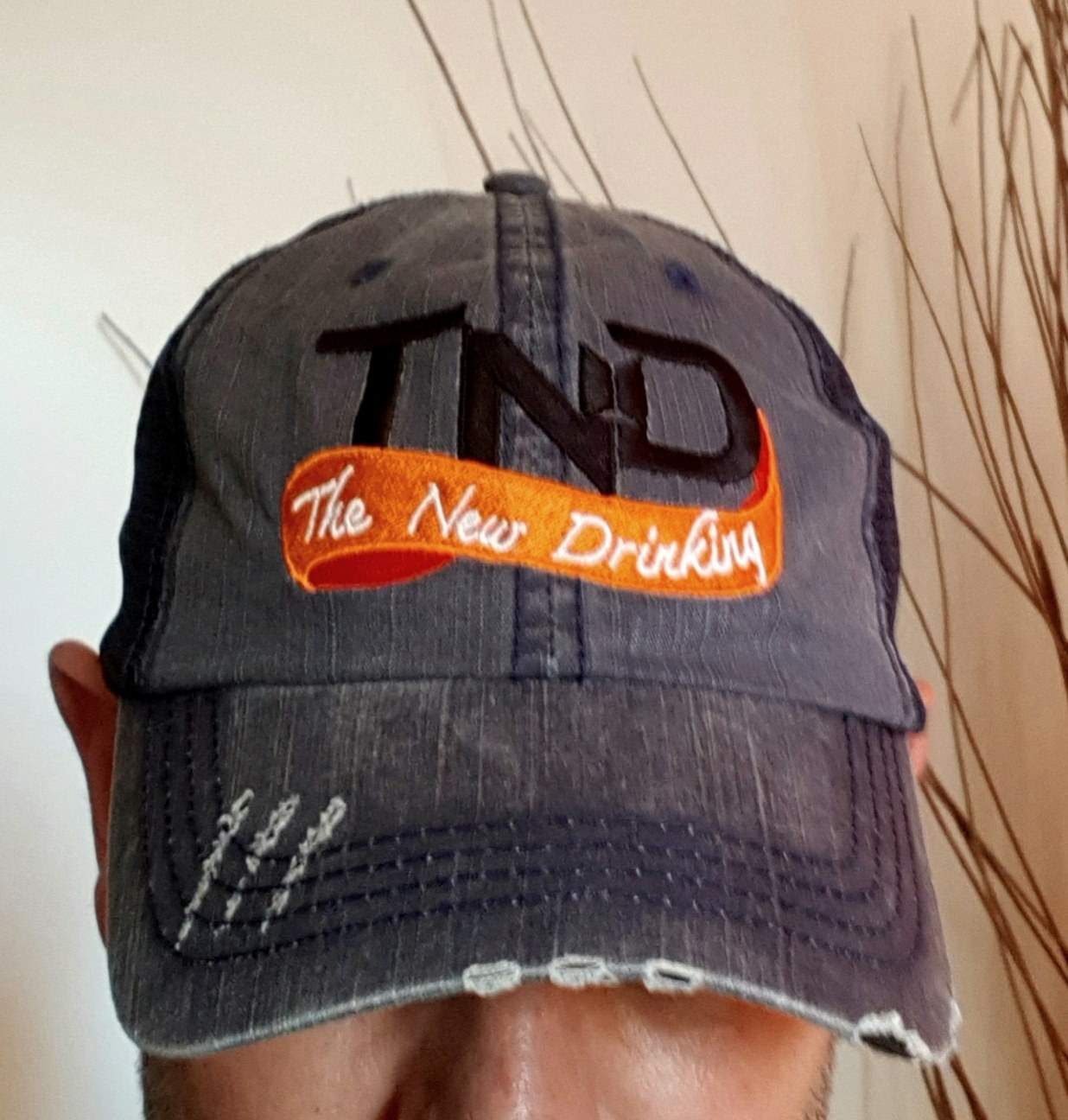 the new drinking cap